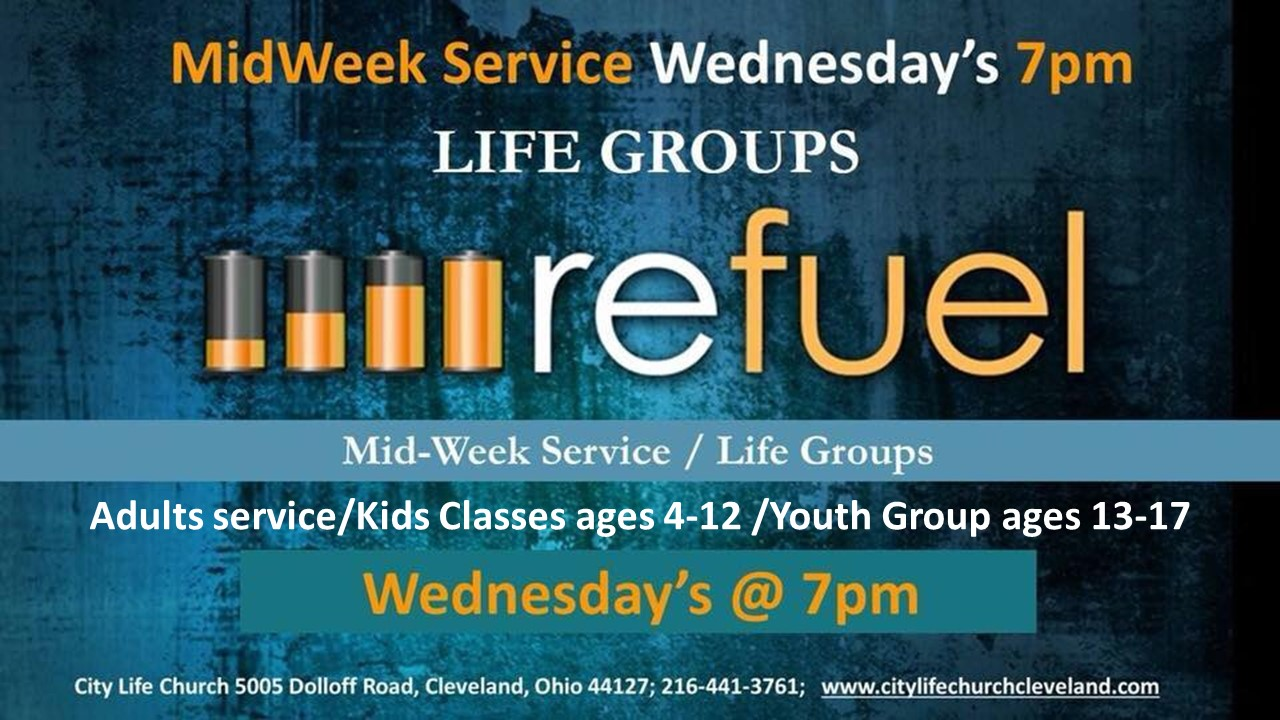 City Life Church Cleveland | Where the heart of the city meets the